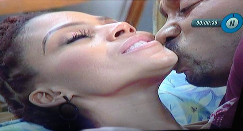 Jack and Tshidi generations kiss 1