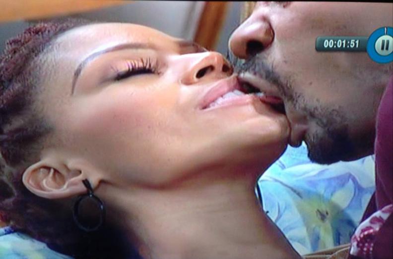 Jack and Tshidi generations kiss 2