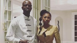Black Coffee on his wife: She's on my side