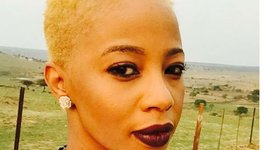 Kelly Khumalo one only perfomance