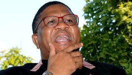 Fikile Mbalula' and his astounding fashion sense