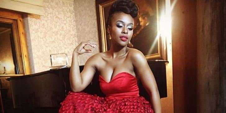 Nomzamo Mbatha Mbatha on her broken engagement and beef with a friend