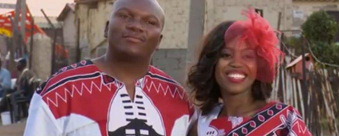 #OPW: The Dladla's wedding was a 10/10
