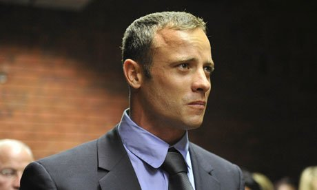 The Blade Runner, Oscar Pistorius, sentenced to 6 years
