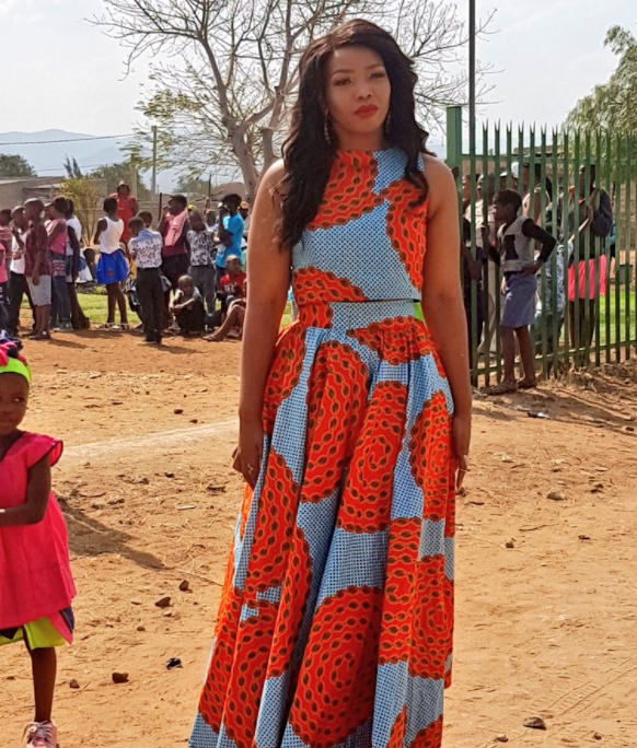 Favourite outfits from Thembisa Mdoda