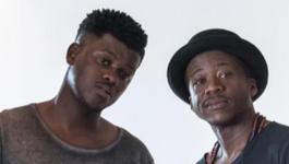 Bongani and Thabo from black Motion