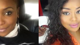 Zandi Nhlapo and Lerato Kganyago