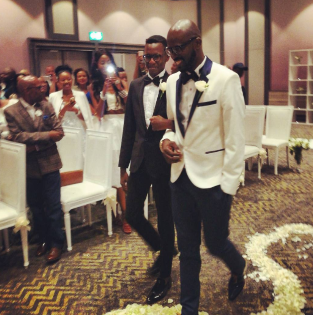 Black Coffee and son