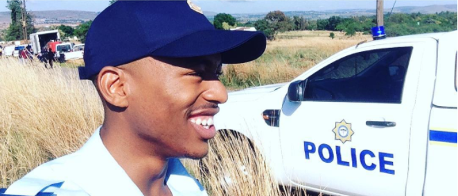 The Queen Mzansi Magic's hot new cop