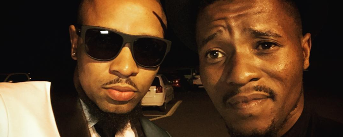 The Khoza brothers on their love for acting & if they've ever bricked each other
