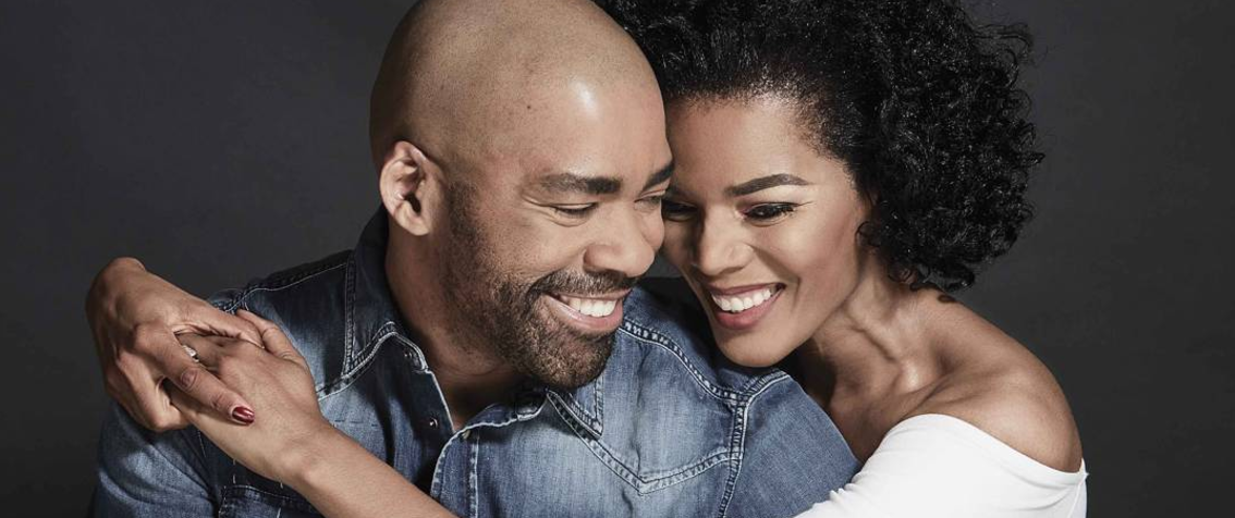 Shona and connie ferguson are couplegoals for a number of reasons but