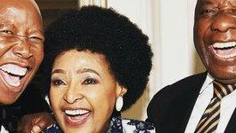 Happy 80th birthday to Winnie Mandela