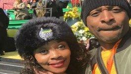 Arthur Mofokate Thembi Seete ANC rally