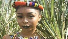 Minnie Dlamini Africa Day