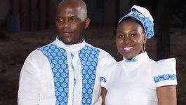 Selaelo and Sbu's perfect wedding