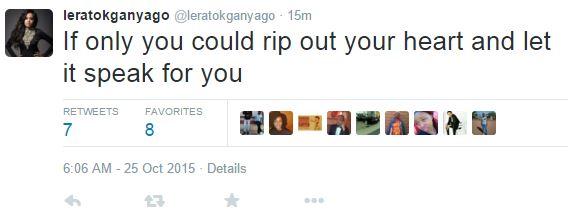 Lerato Kganyago still dealing with miscarriage - ZAlebs