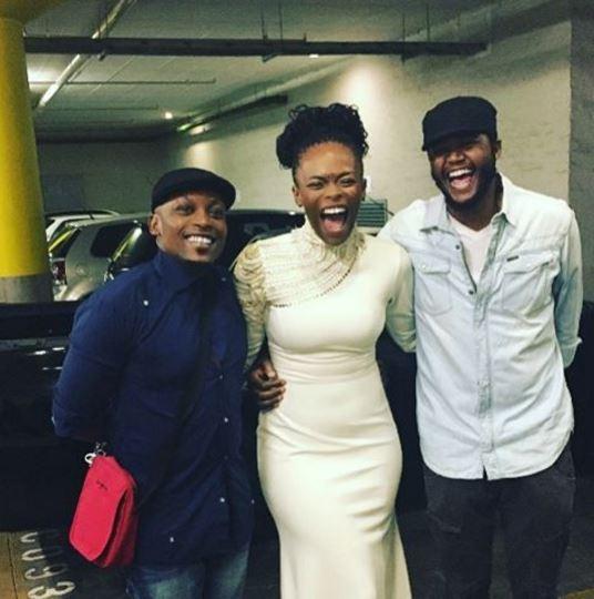 Paul Mnisi: Rudeboy Paul And Unathi Msengana Reunite