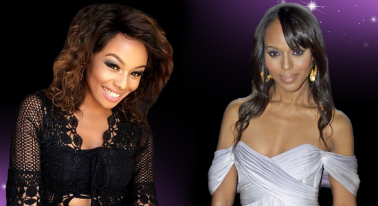 Bonang Matheba and Olivia Pope
