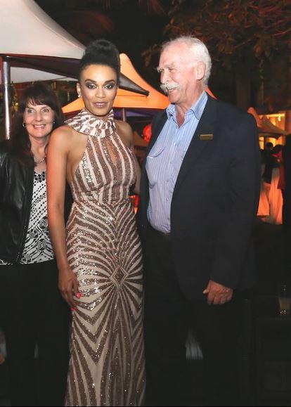 The Durban Fashion Fair Launch Zalebs